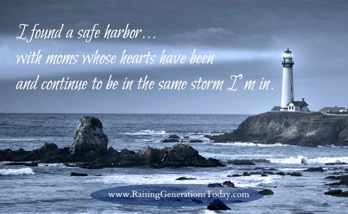 finding safe harbor by holly hover raising generations today